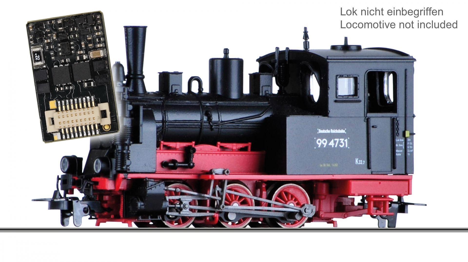 DCC decoder Train-O-Matic Mini Next18
